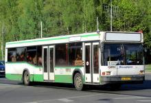Автобус МАЗ 103С65