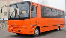 Автобус МАЗ 257030