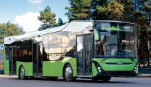 Автобус МАЗ 303266