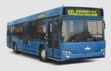 Автобус МАЗ 103445