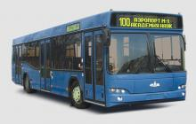 Автобус МАЗ 103486