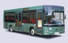Автобус МАЗ 206085
