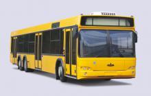 Автобус МАЗ 107485